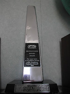 Bob-Distinguished-award